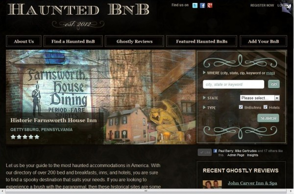 Haunted BnB Screenshot