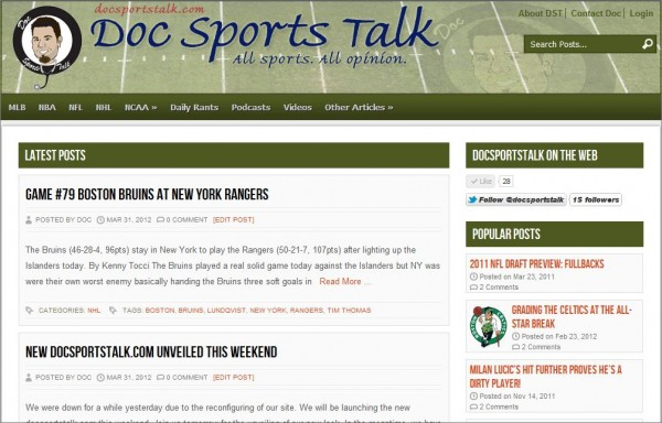 DocSportsTalk_screenshot
